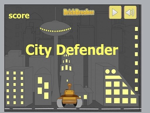 Play City Defender Now!