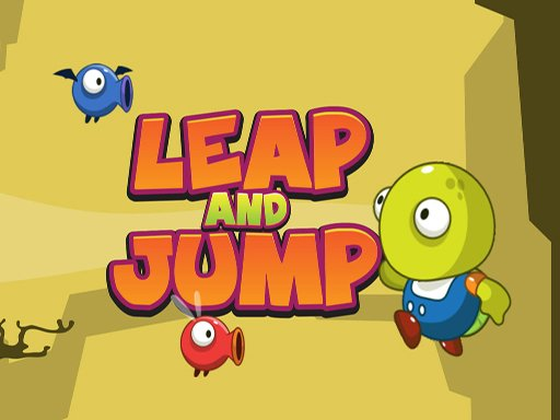 Play Leap and Jump Now!