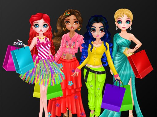 Play Princesses Crazy About Black Friday Now!