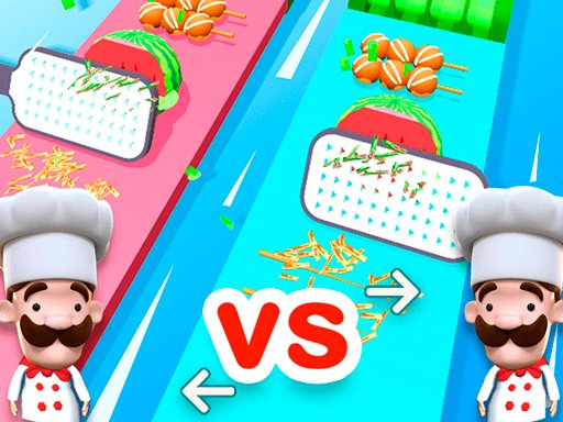 Play Grate Cut Slice Now!