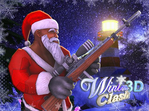 Play Winter Clash 3D Now!