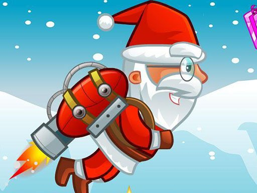 Play Flying Santa Gifts Now!