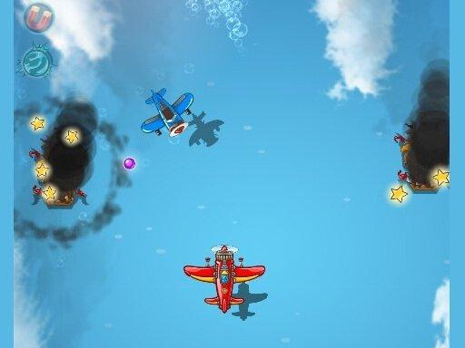 Play Panda Commander Air Combat Now!