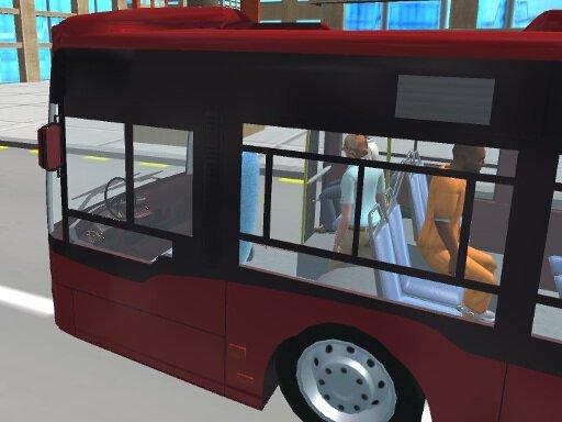 Play City Metro Bus Simulator Now!
