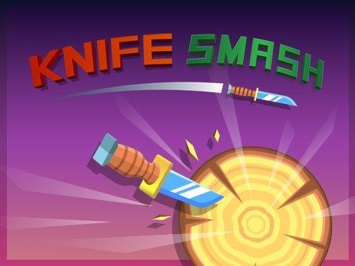 Play Knife Smash Now!