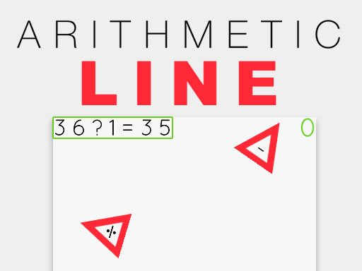 Play Arithmetic Line Now!