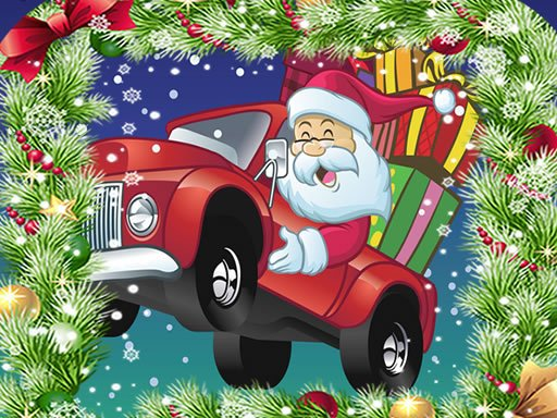 Play Christmas Truck Jigsaw Now!
