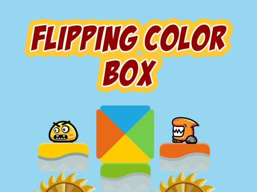 Play Flipping Color Box Now!