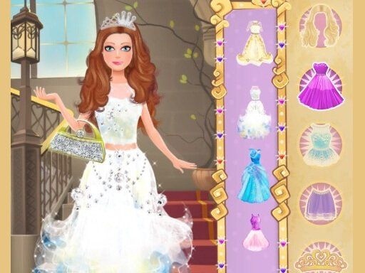 Play Witch to Princess Makeover Now!