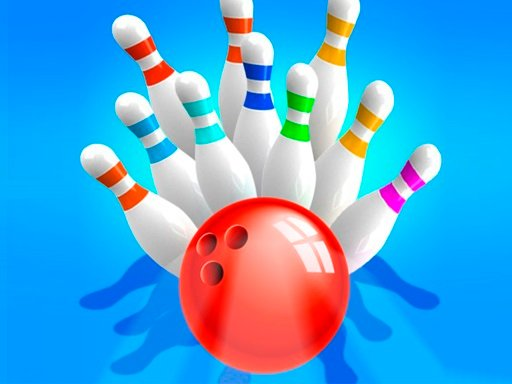 Play Bowling Hit 3D Now!
