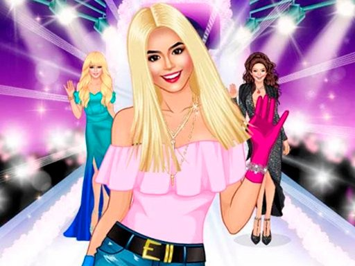 Play Top Model Dress Up Now!