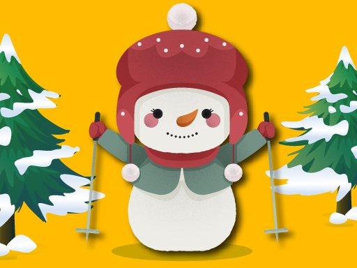 Play Break The Snowman Xmas Now!