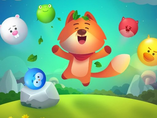 Play Bubble Shooter Kids Now!