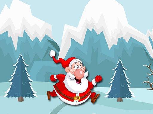 Play Santa Running Now!