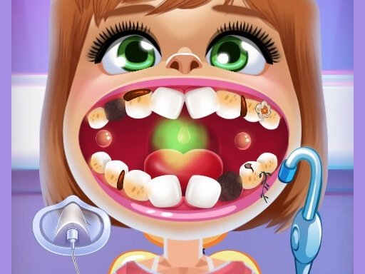 Play Dentist Doctor Now!