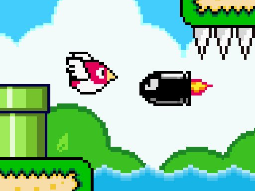 Play Bird Quest: Adventure Flappy Now!