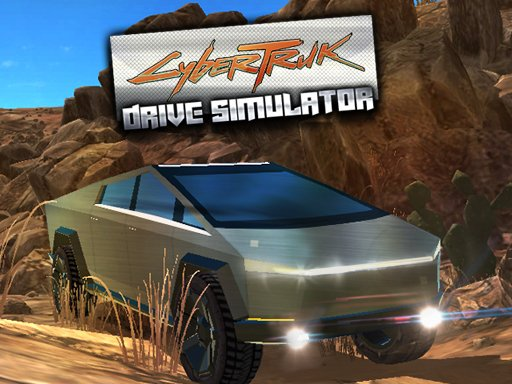 Play Cyber Truck Drive Simulator Now!