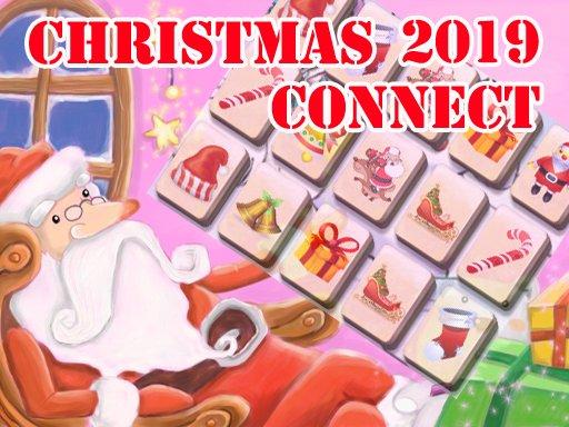 Play Christmas 2019 Mahjong Connect Now!