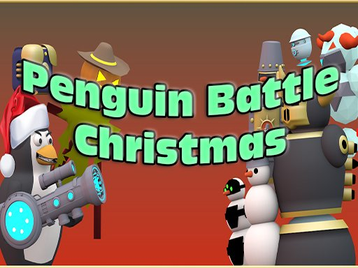 Play Penguin Battle Christmas Now!