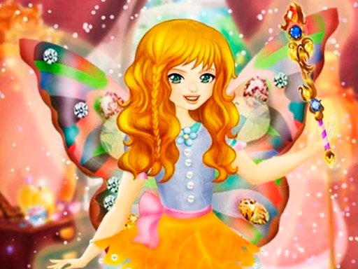 Play Fairy Dress Up Now!