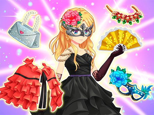 Play Anime Princess DressUp Now!
