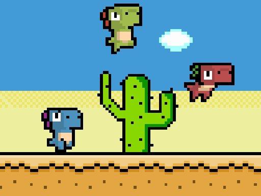 Play Pixel Dino Run Now!