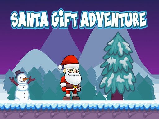 Play Santa Gift Adventure Now!