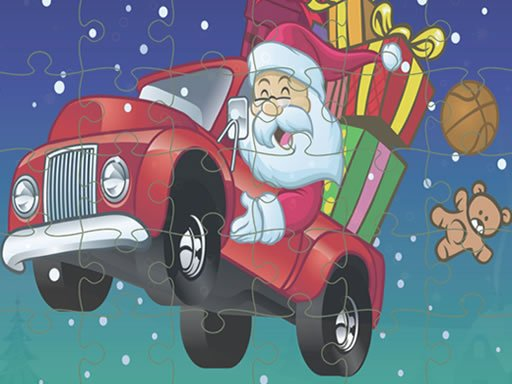 Play Merry Christmas Truck Now!