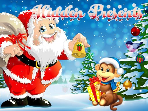 Play Santa Hidden Presents Now!