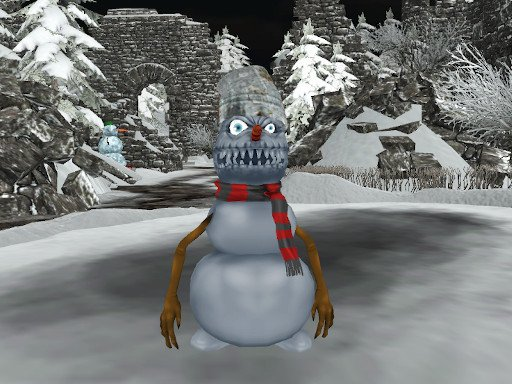Play Christmas Survival FPS Now!