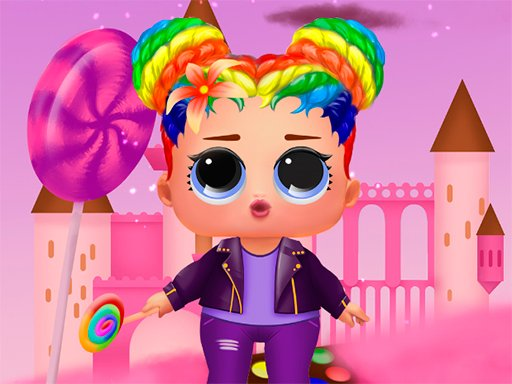 Play LOL Surprise Dolls Dress Up Now!
