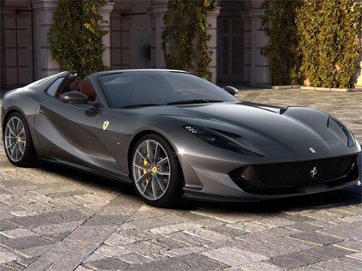 Play Ferrari 812 GTS Puzzle Now!