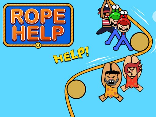 Play Rope Help Now!