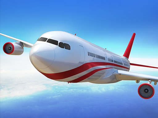 Play Boeing Flight Simulator 3D Now!