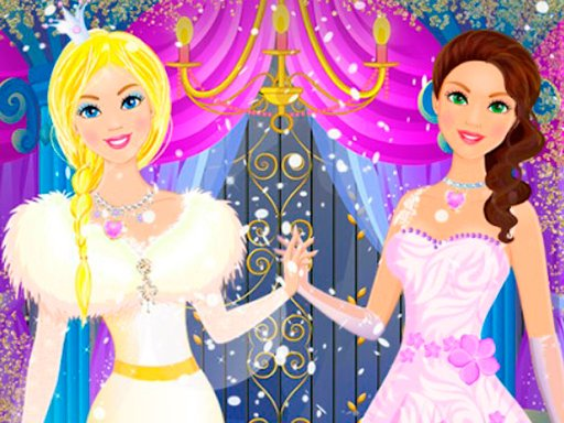 Play Wedding Dress Up Bride Now!