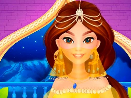 Play Cool Arabian Princess Dress Up Now!
