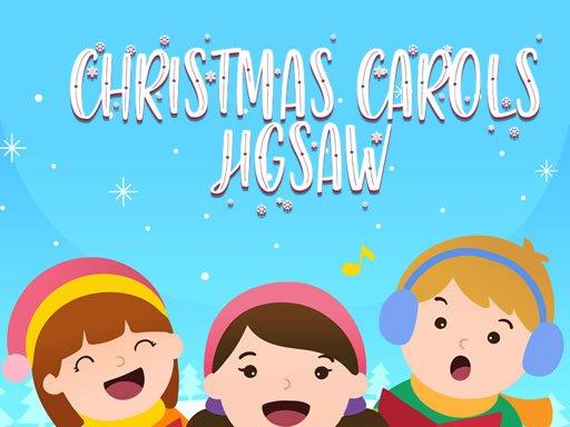 Play Christmas Carols Jigsaw Now!