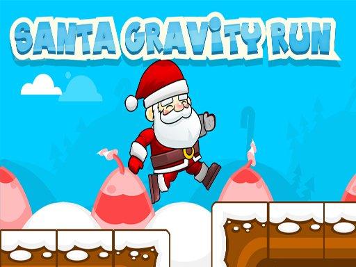 Play Santa Gravity Run Now!
