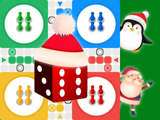 Play Ludo Online Xmas Now!