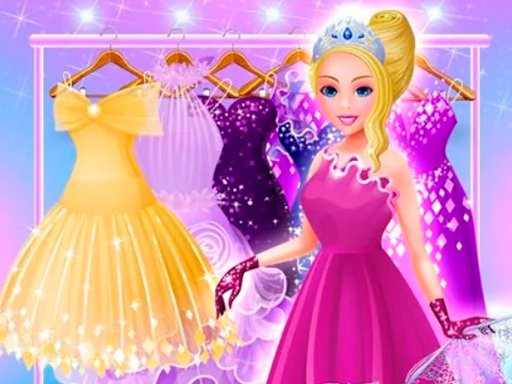 Play Cinderella Dress Up Now!