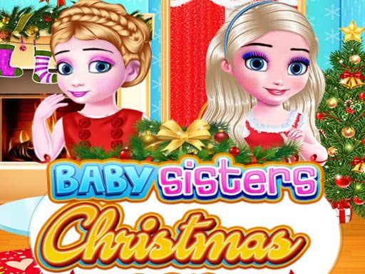 Play Baby Sisters Christmas Day Now!