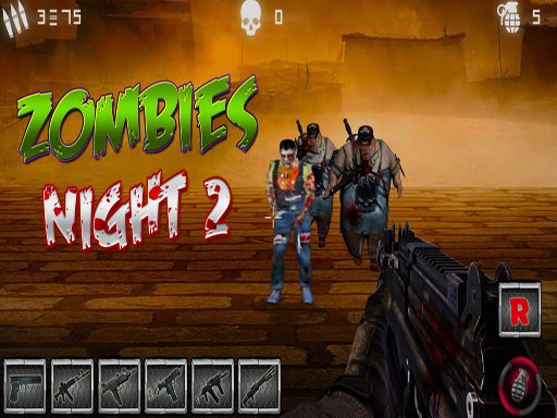 Play Zombies Night 2 Now!