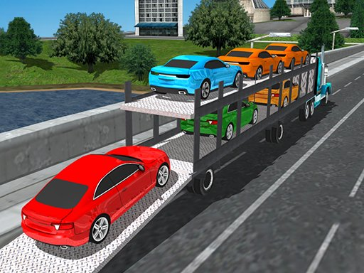 Play Car Transport Truck Simulator Now!