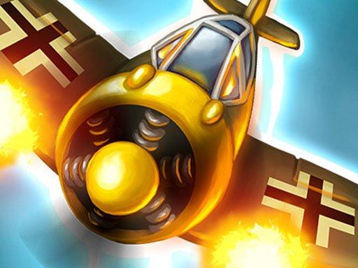 Play Ace plane decisive battle Now!