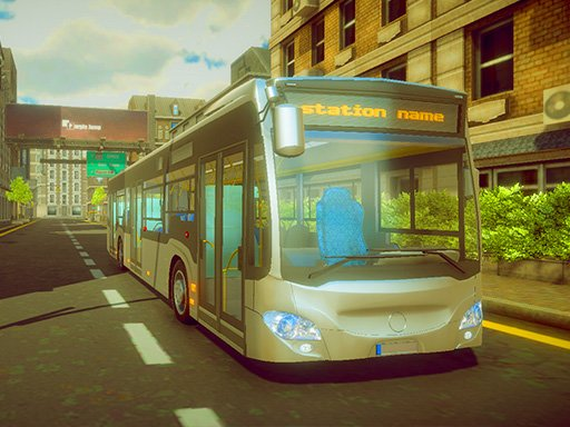 Play Town Bus Driver Now!