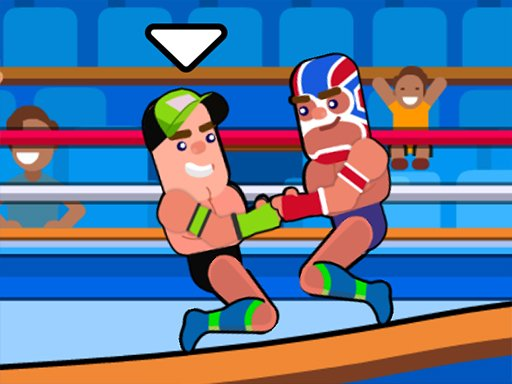 Play Wrestle Online Now!
