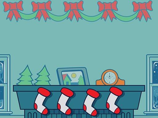 Play Christmas Stockings Memory Now!