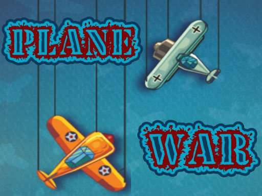 Play Plane War Now!