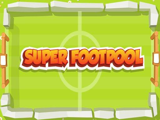 Play Super Footpool Now!