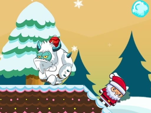 Play New Year Santa Adventures Now!